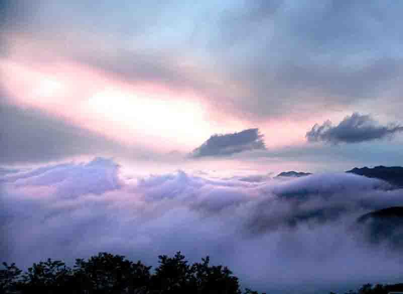 利川甘溪山