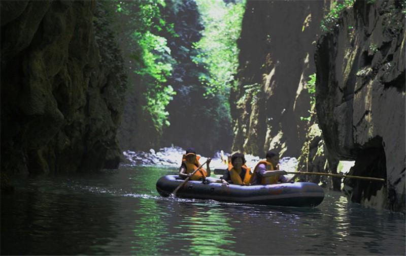 巴东巴人河