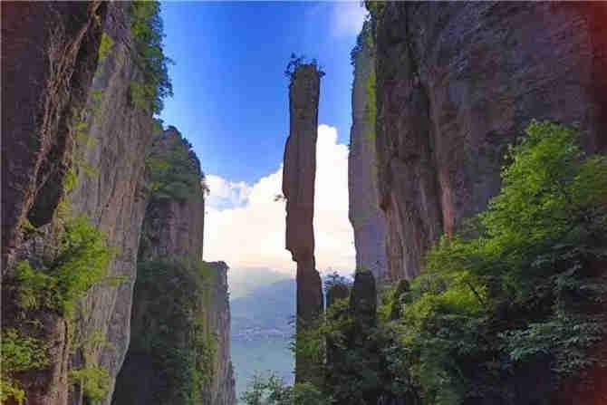 恩施大峡谷