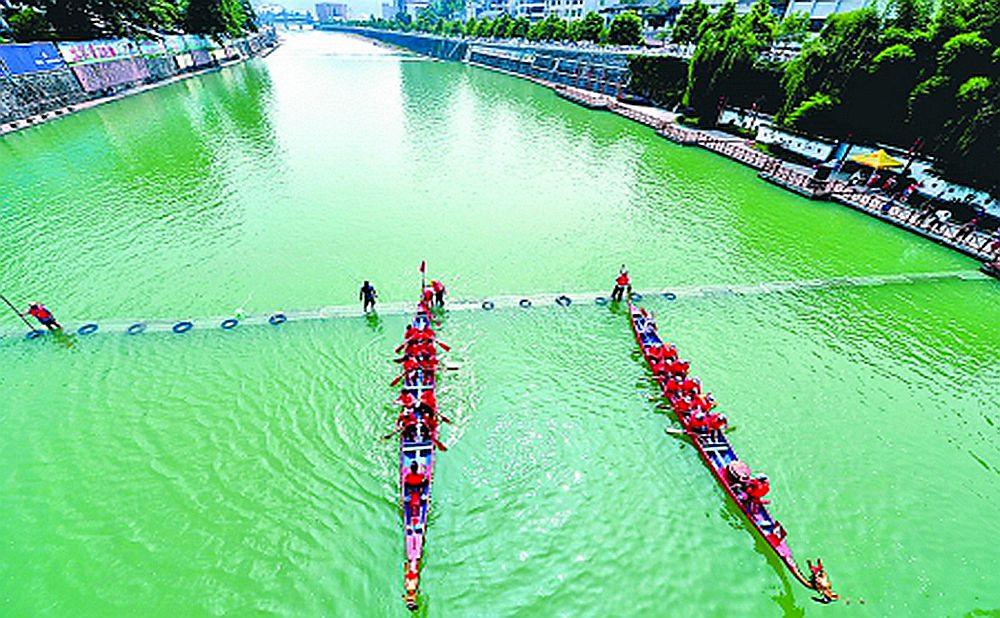 宣恩贡水河国家湿地公园